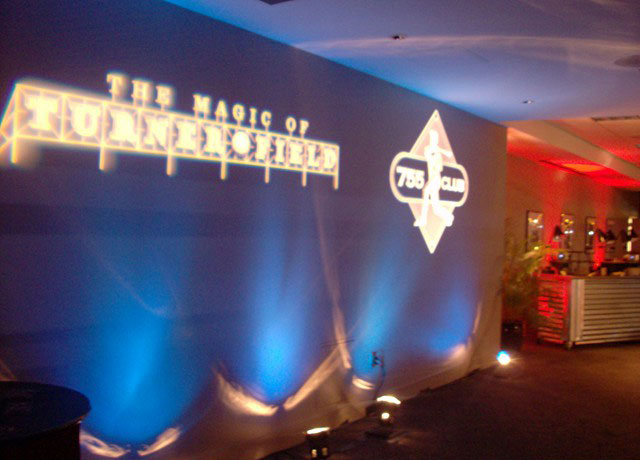 Gobo Event Lighting