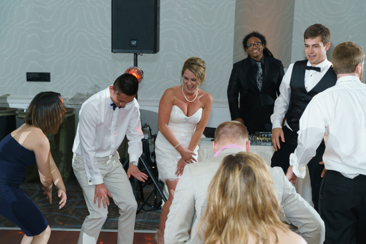 How Important is DJ Experience in a Wedding? - SE Events